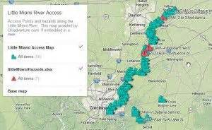 Little Miami River Map by Pin By Visit Clinton County Ohio On Near Clinton County