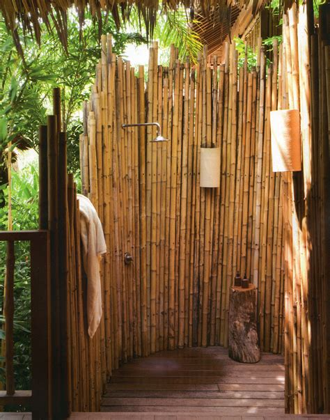 Bamboo Shower by Design