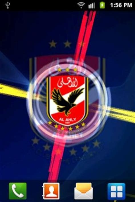 al ahly themes download al ahly s c 3d live wallpaper for android appszoom