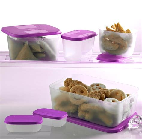 Freezer Mate my tupperware kitchen fridge reorganized