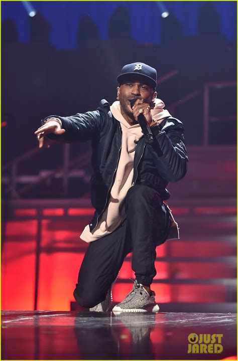 the weeknd house the weeknd big sean bring the house down at iheartradio music festival 2015 photo