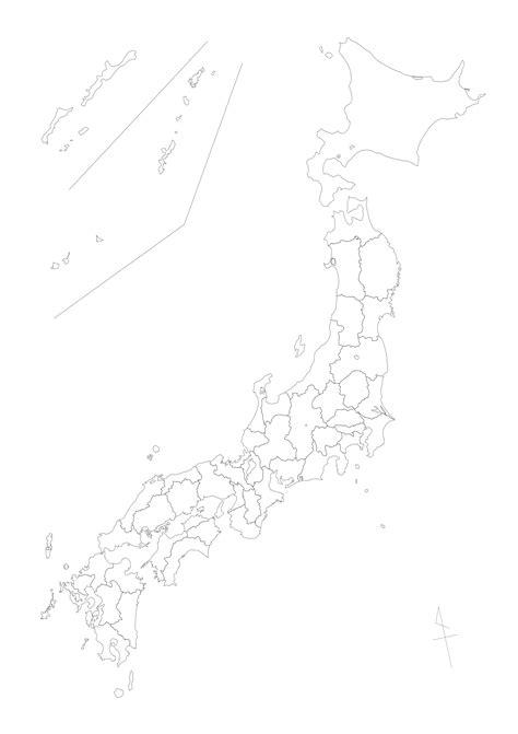 SVG形式 A4 , B4 ( マッピング・ガイド