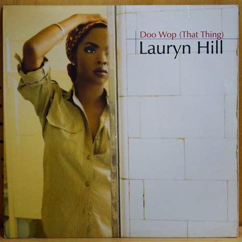 lauryn hill that thing lauryn hill doo wop that thing lyrics genius lyrics