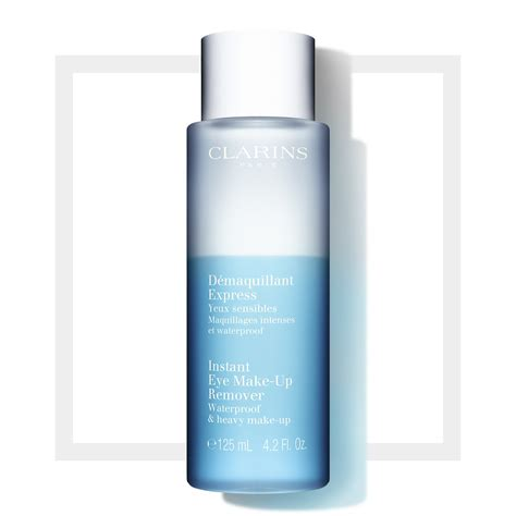 Clarins Instant Eye Make Up Remover 50ml instant eye make up remover best eye make up remover clarins