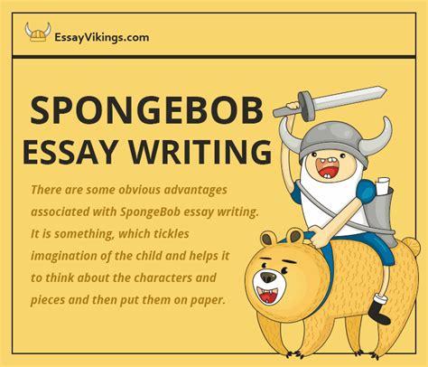 Spongebob Boating Essay by Spongebob Essay Writing Squarepants Procrastination Essayvikings