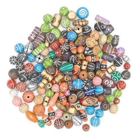 clay bead assortment blick materials