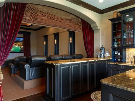 home theatre design orlando residence 1 traditional home theater orlando by niemann interiors