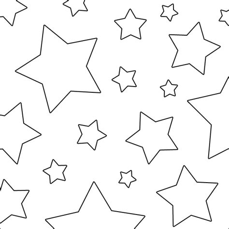 coloring pages with stars stars coloring pages 1 coloringpagehub