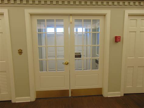Proof Doors by Supplying Architects With Bullet Resistant Doors For All