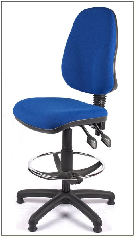 draughtsman chair with casters desk chair with arms and wheels chairs home decorating