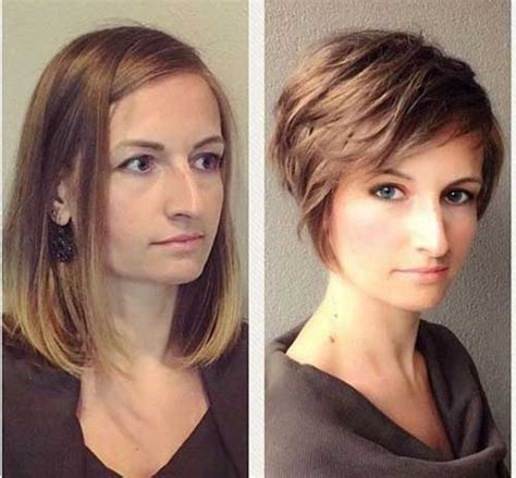 hairstyles for fine hair big nose 50 best short haircuts you will want to try in 2018