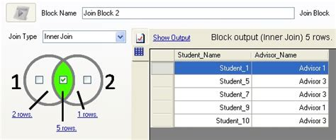 inner join outer join exle sql joins inner outer right and left using the