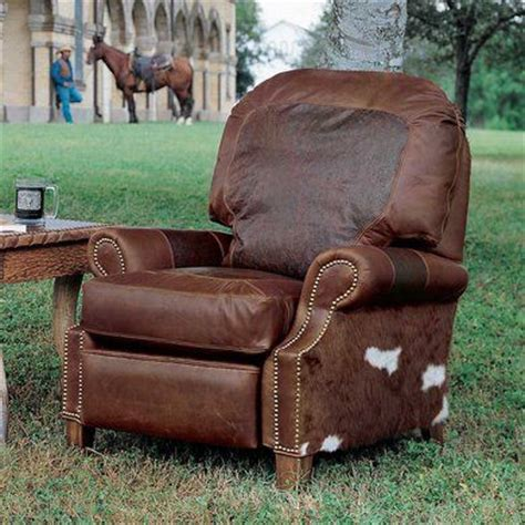 king ranch sofa tooled leather recliner king ranch for the home