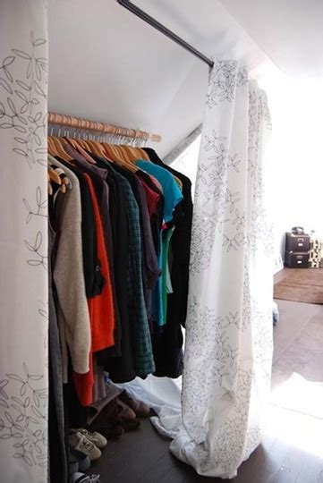 closet curtain rod best 20 curtain closet ideas on pinterest cost of