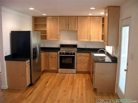 Small Kitchen Islands For Sale by Decorando Cocinas Peque 241 As Y Cuadradas