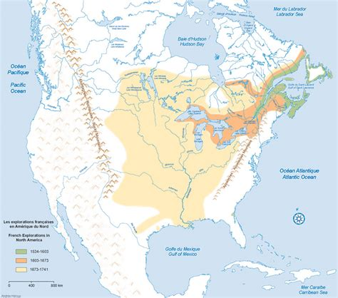 pattern of french settlement in north america french colonial expansion and franco amerindian alliances