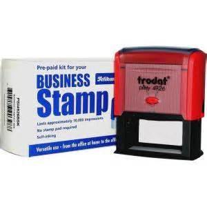 staples custom rubber sts custom business voucher st no 4 4926 74x37mm staples