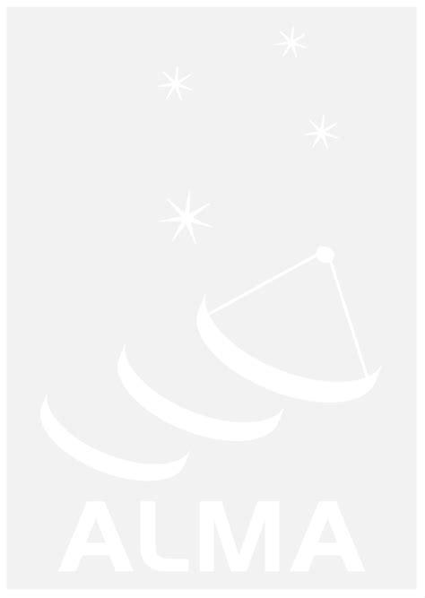alma white outline logo white  transparent background