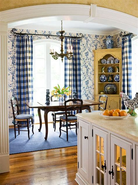 french country kitchen blue colors home round 107 best blue yellow white my favorite kitchen colors