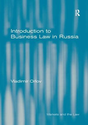 photography routledge introductions to 0415428947 introduction to business law in russia acquisition ebook routledge