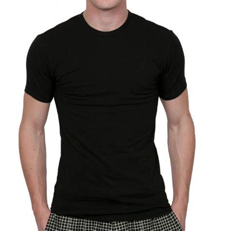 T Dos shirt noir oh babou