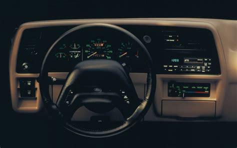 94 Ford Explorer Interior by Ford Explorer Retrospective Automobile Magazine