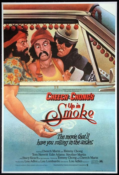 film up in smoke cheech chong s up in smoke 1978 movie posters