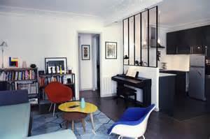 lovely amenager salon cuisine 25m2 11 amenagement salon