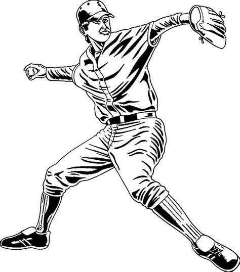 baseball coloring pages customize and print pdf fired up