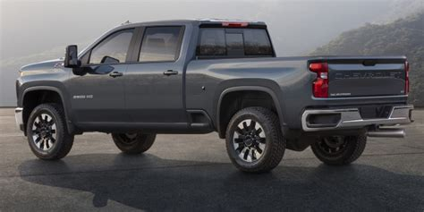 2020 Chevrolet Silverado 2500hd For Sale by 2020 Chevrolet Silverado Hd Revealed Big For Chevy S