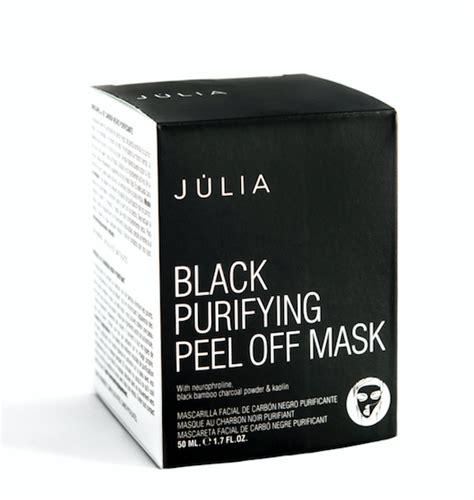 Esa Black Purifying Peel Mask queridos reyes magos este a 241 o quiero carb 243 n la polvera