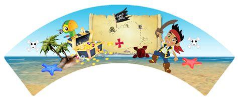 imagenes de uñas jack jake y los piratas kit para imprimir gratis ideas y