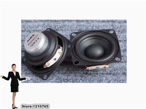 Woofer 6 Elsound Audio Magnet Besar 1 2 inch range speaker high power 12w 4 ohm 8 ohm with