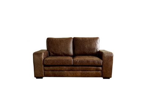 Colorado Leather Sofa Brown Modern Leather Sofabed Denver Sofa Beds