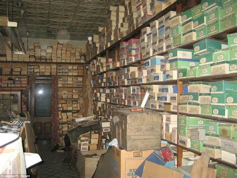 7 Amazing Vintage Stores by Family Unearth Amazing Vintage Shoe Store That Was Locked