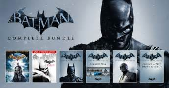 best online deals black friday 2017 get all batman arkham games and dlc for 10 vg247