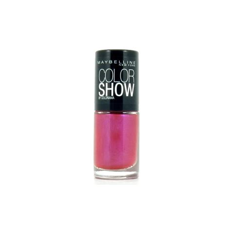 light color nail polish maybelline color show nail polish speeding light 7ml 183