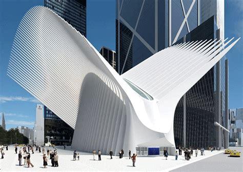 zero one design center oculus nyc wtc transit hub santiago calatrava