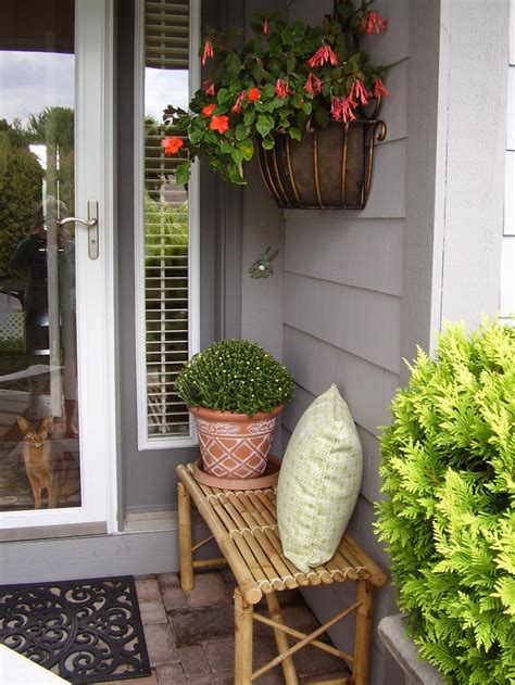 small front porch decorating ideas 25 best ideas about small front porches on pinterest