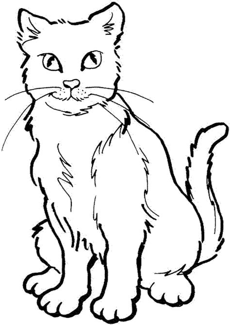 free coloring pages of cute dogs and cats dog and cat