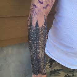Meaning Placement Types Of Pine Tree Tattoos » Ideas Home Design