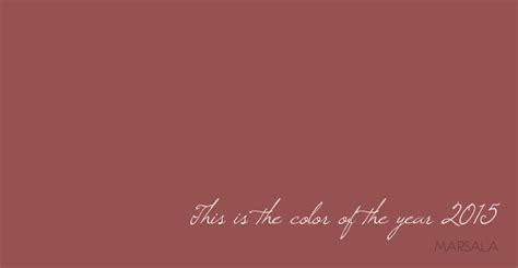 marsala color marsala the charismatic pantone colour of the year 2015
