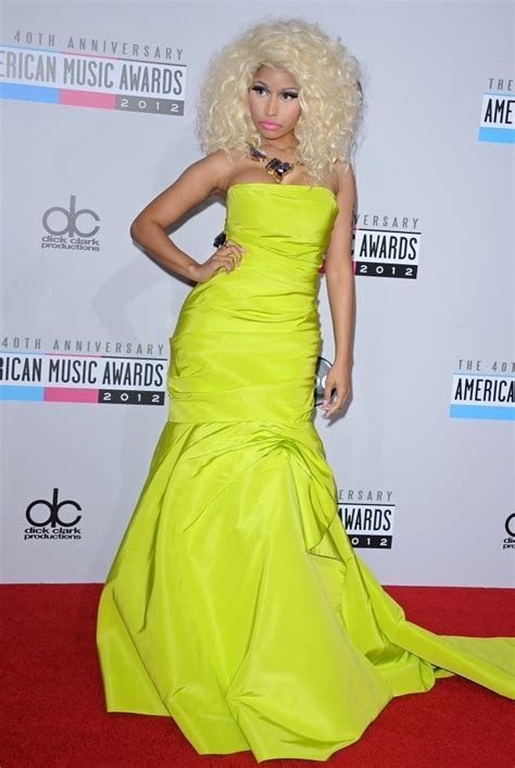 music awards 2012 video nicki minaj photos photos american music awards 2012