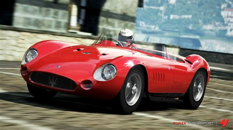 maserati 300s forza motorsport 4 december ign pack revealed ign