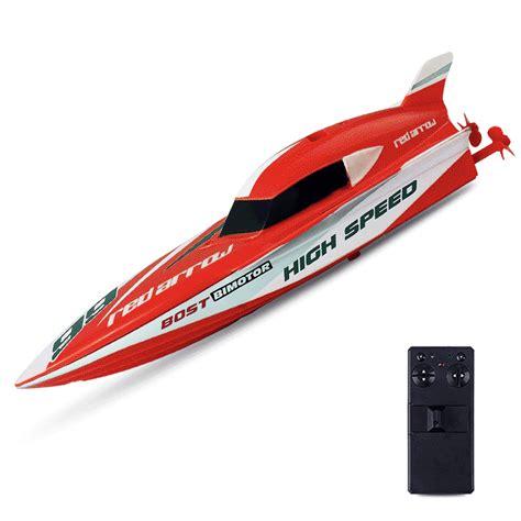 mini y boat 2 4g rc mini boat high speed f1 racing yacht bimotor