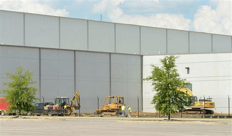 second phase gets underway at fort smith glatfelter plant