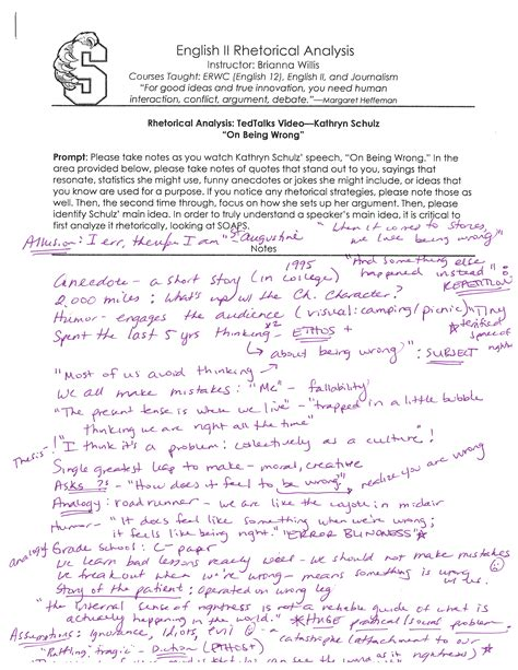 Story Analysis Essay Exle by Exle Of Story Analysis College Essays College Application Essays Critique Sle Essay