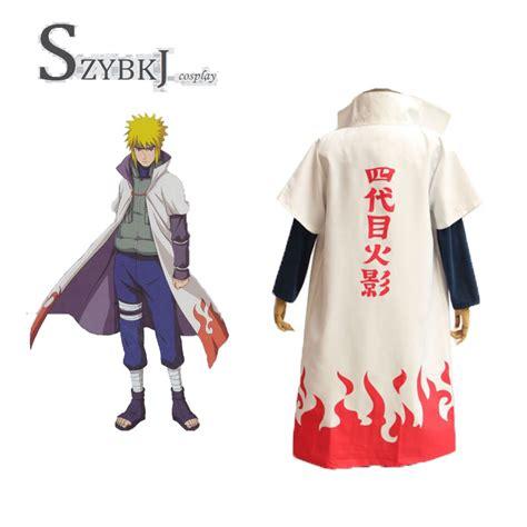 Jaket Yondaime Hokage Hoodie Anime popular minato namikaze jacket buy cheap minato namikaze