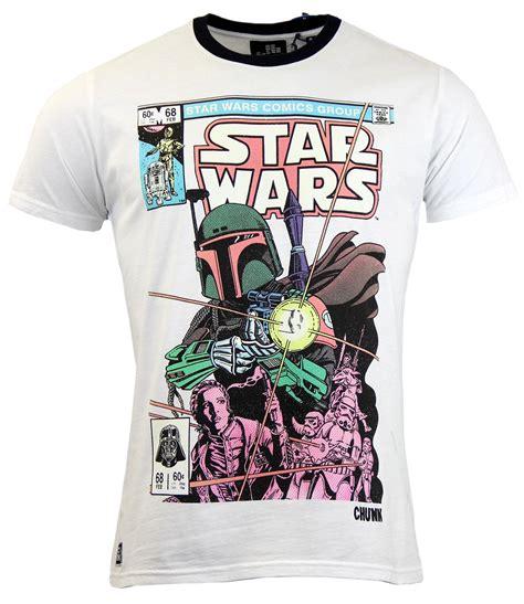 cgv merchandise star wars chunk star wars comic retro 80s vintage poster t shirt