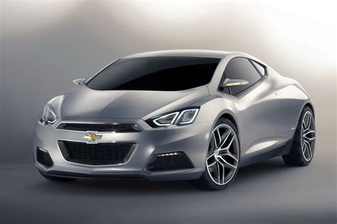 chevy vehicles chevrolet tru 140s concept imagines a cruze coupe